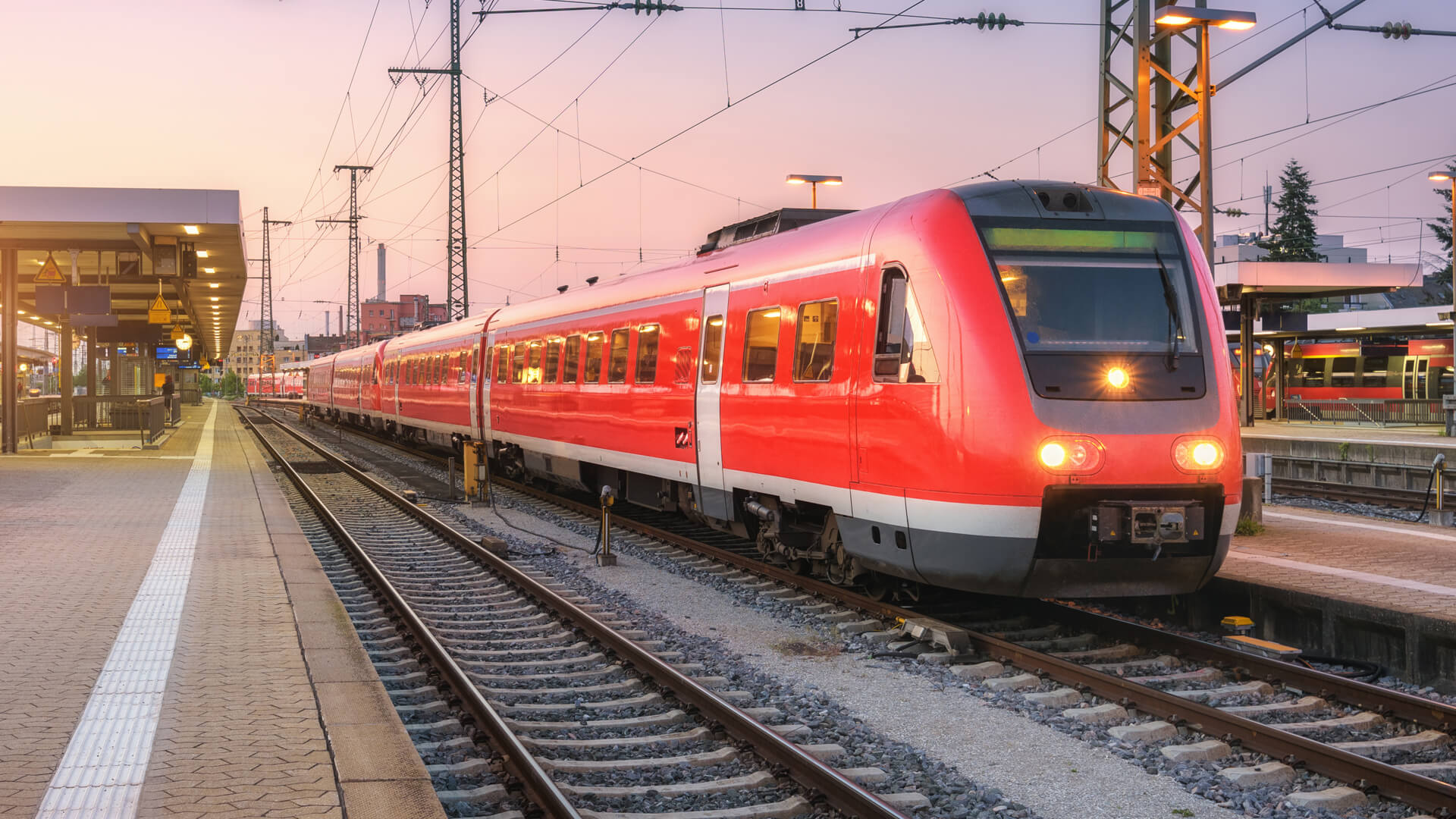 DB Fahrplan & Buchung